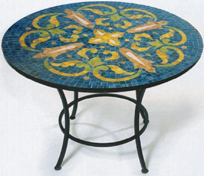 mesas con mosaicos - Buscar con Google | Mosaics | Mesa ...